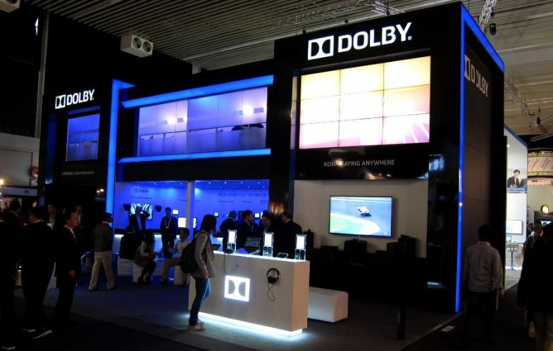 Dolby-kohinanvaimennusteknologian keksijä Ray Dolby samana päivänä jolloin IBC2013 alkoi.